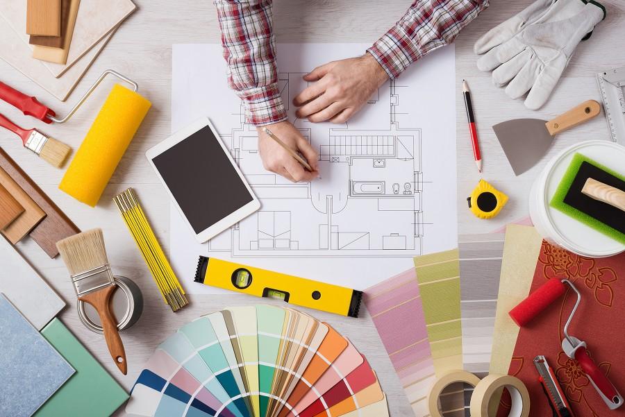 Дизайн домов и интерьера